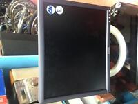 LCD PC Monitors (Dell/HP/Acer) Excellent Like New Condition Full Working Order