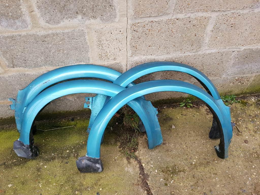 vw golf mk2 g60 arches