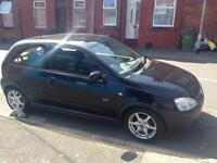 2005 05 Vauxhall Corsa 1.2 Lpg Converted