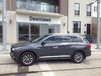 2013 Infiniti JX35 AWD, DRIVER ASSIST, NAVIGATION, AROUND VIEW,