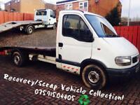 Scrap Cars/Vans Wanted! £50-£250! ♻️