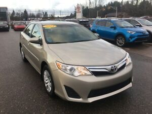 2014 Toyota Camry LE ONLY $130 BIWEEKLY WITH $0 DOWN!