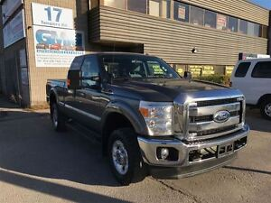 2011 Ford F-250 XLT Extended Cab Short Box 4X4 Gas
