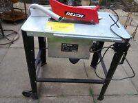 Rexon bench saw