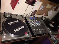 Gemini PT-2000 Direct Drive turntable SET 2 x turntables !