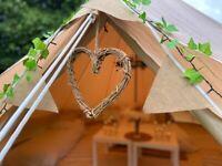 Parties festivals Weddings Bell Tent Hire