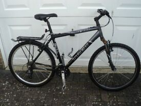 Trek 4300 Mountain Bike can be repaired or for spares