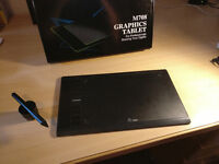 Graphics tablet - Ugee M708 (nearly new)
