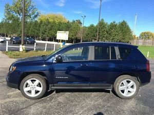 2014 Jeep Compass HIGH ALTITUDE/SUNROOF/HEATED LEATHER/