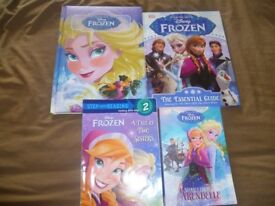 Collection of Disney Frozen story books