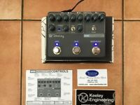 rare Robert Keeley MODSTATION guitar fx pedal (COLLECTION only NR13)