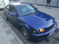 BMW M3 2005 E46 Coupe 3.2 Sequential 2dr Petrol Blue Automatic 10 Months MOT Full SERVICE HISTORY