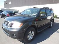 2011 Nissan Pathfinder 4X4 MAGS 7 PASSAGERS