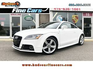 2012 Audi TT 2.0T (S-line) - NAVIGATION - COUPE - CERTIFIED