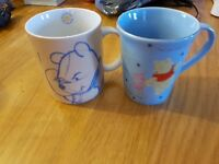 Pooh Mugs