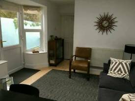 Waterfront 1 bed furnished cottage