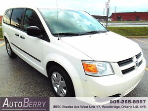 2010 Dodge Grand Caravan Cargo Van **Certified & Accident Free**