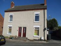One bedroomed First floor Flat in Eastwood, Nottingham to rent