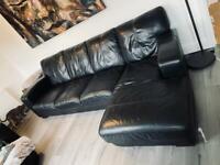 Corner Sofa, Armchair & footstool