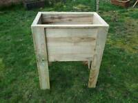 Raised planters for Flowers or Veg
