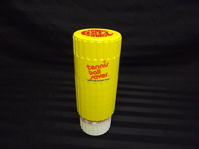 Vintage GEXCO Tennis Ball Saver Holds Pressure for Tennis or Racquet Balls Works