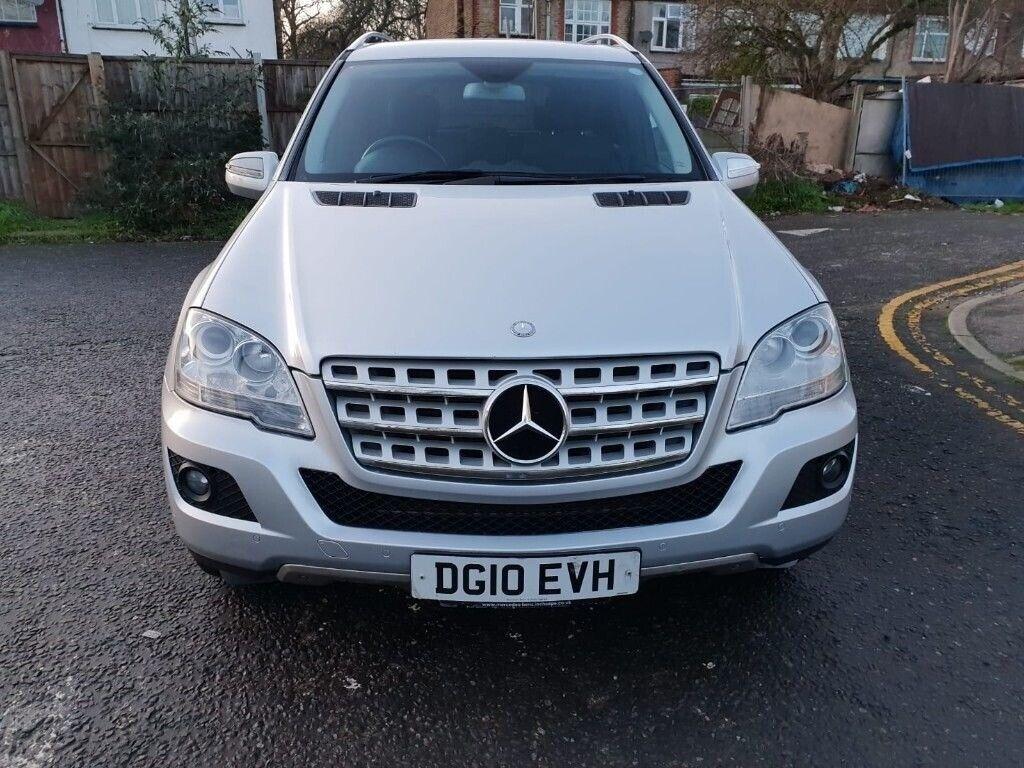 810baf89d 2010 Mercedes-Benz M Class 3.0 ML300 CDI BlueEFFICIENCY Sport 7G-Tronic 5dr  (DG10EVH) @07449923872