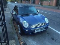 Mini Convertible £1500 North Belfast *must see* (not corsa, polo, golf, a3)