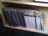62x Top Gear Subscriber edition Magazines Issues 247-310 (September 2013 - July 2018)