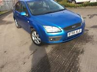 2007(56) Ford Focus 1.8 TDCI Sport power full + Not Audi A3 A4 VW Golf Vauxhall Astra