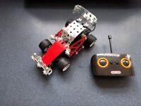 Meccano Evolution Radio Control Race Car