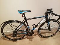 Barracuda Corvus 1 - Alloy Road Bike Racing Bike 14-Speed