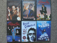 6 Standup Comedy DVDs