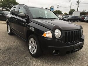 2010 Jeep Compass 4X4 ACCIDENT FREE SPORT/NORTH POWER PKG ALLOYS Kitchener / Waterloo Kitchener Area image 8