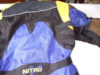 Motorcycle Jacket NITRO brand XXL