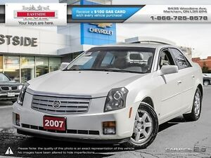 2007 Cadillac C/t CTS Hi Feature Luxury  - Low Mileage