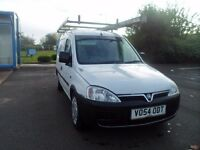 Vauxhall Combo 1.7 TDI Diesel 2004