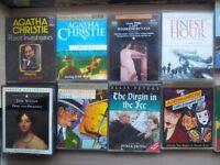 45 Cassette Tape Audio Books