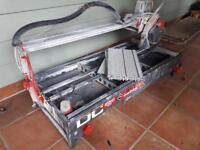 Rubi dc 250 850mm wet tile cutter good condition