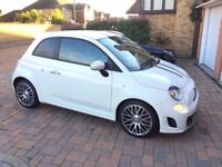 Fiat 500 Abarth - Very Low Mileage, Immaculate 'as new' Condition, Full Service History