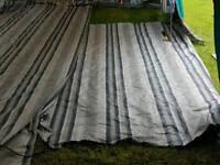 Awning ground sheet