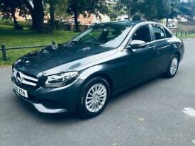 2016 Automatic MERCEDES-BENZ C CLASS C200d SE 4dr 1.6L Diesel.FSH,Tax £30 a Year Hpi Clear