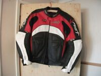 RST TWO PIECE MOTORBIKE RACING SUIT EXCELLENT CONDITION