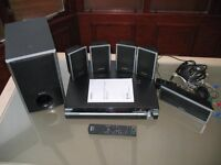 Sony DAV-DZ260 Home Theatre System (SUBWOOFER + 5 SPEAKERS)