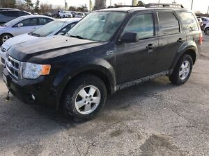 2010 Ford Escape XLT, Automatic, 4*4,