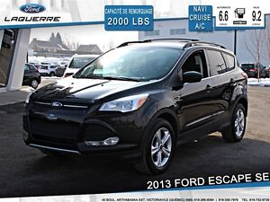 2013 Ford Escape **SE*AWD*AUTOMATIQUE*NAVI*CRUISE*A/C**