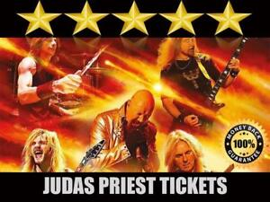 Discounted Judas Priest & Deep Purple Tickets  | Last Minute Delivery Guaranteed!