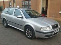 Skoda Octavia 1.9 TDI 130bhp PD 6-speed Estate Laurin & Klement