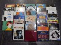 Music CD Collection (35 CDs)