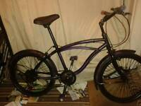 Beer Mechs, Ye Olde School Rides. The Devils Daughter Bike...BMX MOUNTAIN BIKE. OFFERS TRADE SWAP