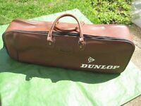 Brown Dunlop Cricket Bag